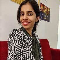 Almas Nazeer, WMA Alumni, presently working at Moshi Moshi as a Brand Manager.