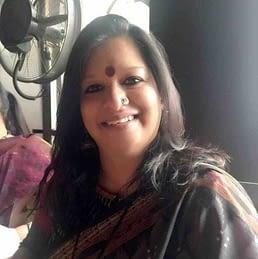 Meenakshi Gupta, WMA Alumni