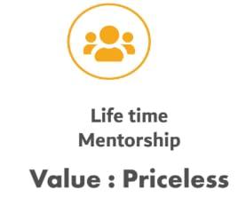WMA Fees Priceless for Lifetime Mentorship
