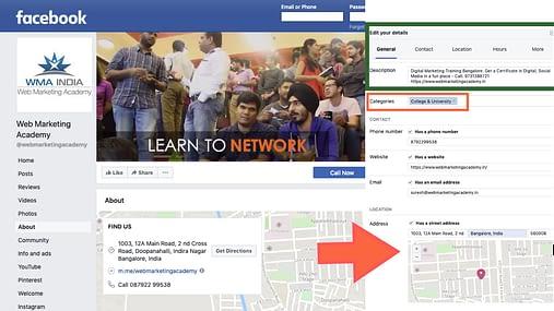 Social Media Optimization for Facebook