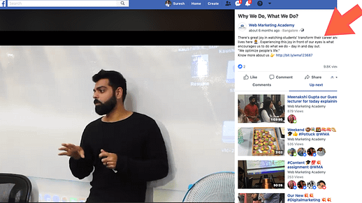 Optimizing your Videos for Facebook