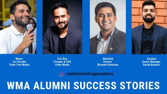 WMA Alumni Success Stories